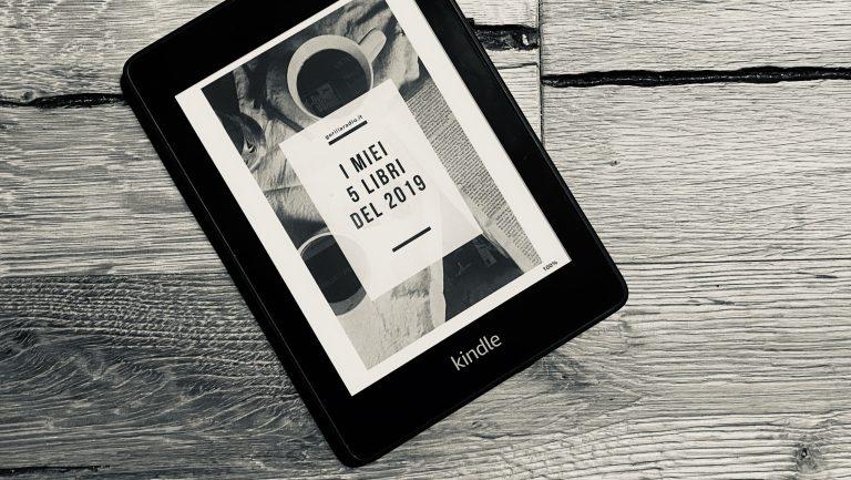 5 libri del mio 2019